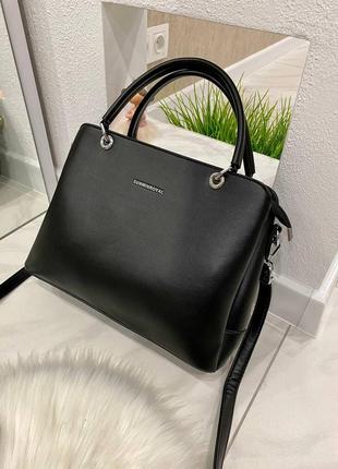 Женская сумка деловая под а-4