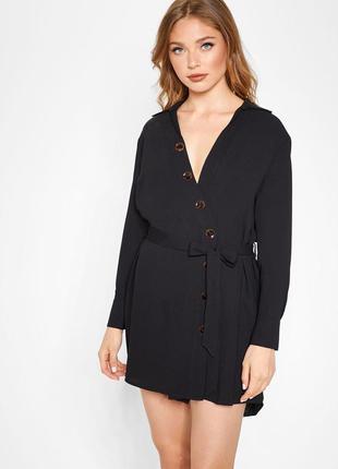 Короткое платье рубашка длинный рукав на низкий рост