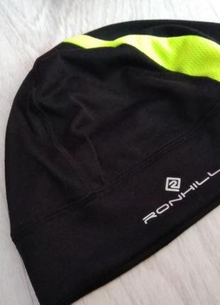 Спортивная шапка ronhill, шапка для спорта,шапка