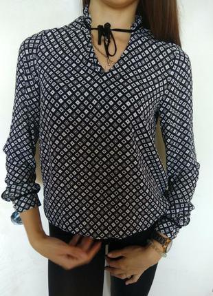 Крутая блуза mohito