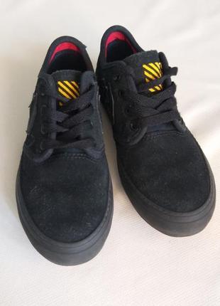Замшевые ботинки converse размер 30-31