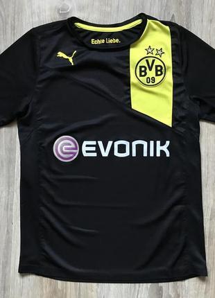 Подростковая футбольная джерси puma borussia dortmund away football shirt