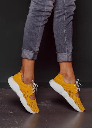 Женские замшевые кроссовки, жіночі замшеві кросівки3 фото