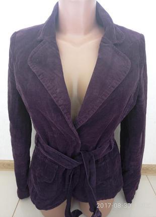 Отличная вельветовая курточка,пиджачок.