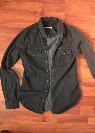 Рубашка pull & bear