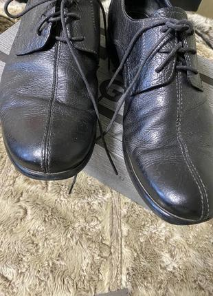 Мужские туфли carnaby б/у