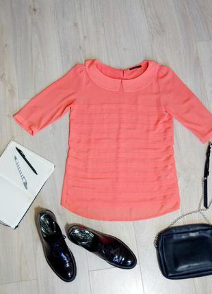 Блуза шифоновая kira plastinina