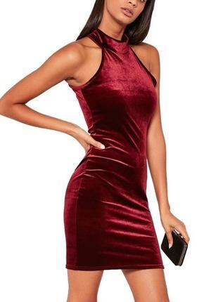 Велюровое платье , платье с горлом (есть нюанс)