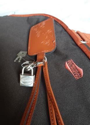 Дорожная сумка american tourister оригинал