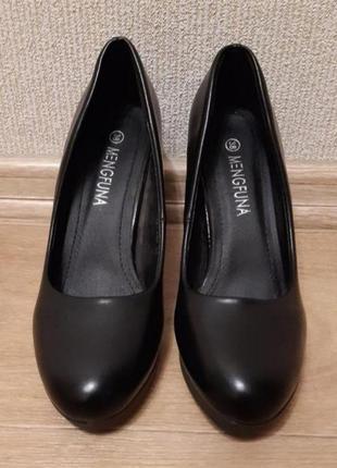 Туфли mengfuna3 фото