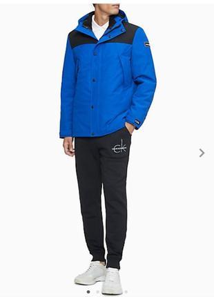 Куртка 3-в-1 с капюшоном solid logo