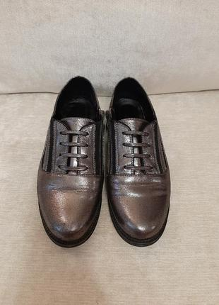 Лёгкие демисезонные ботиночки