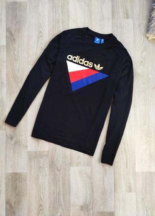Adidas лонгслив