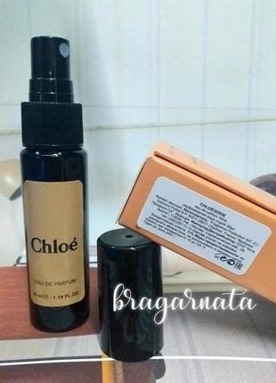Цветочный chloe eau de parfum, парфюмированный спрей, женские духи, хлоя парфюм, пробник2 фото