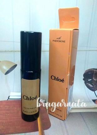 Цветочный chloe eau de parfum, парфюмированный спрей, женские духи, хлоя парфюм, пробник1 фото