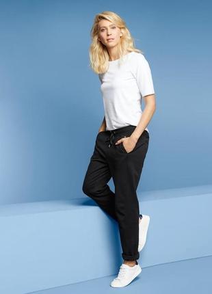 Шикарные женские плотные брюки, штаны от тсм tchibo (чибо), германия, s-m