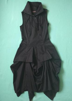 Оригинальное платье сарафан от monton