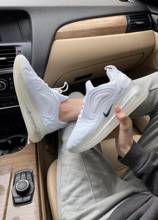 Кроссовки nike air max 720  white кросівки