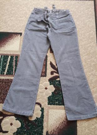 Расклешенные штаны от бренда next