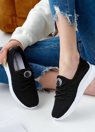 ♥️ жіночі текстильні кросівки
