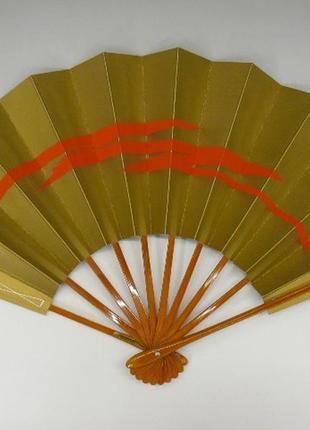 Японский веер для танцев