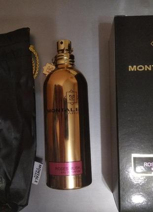 Духи / парфюмерная вода montale roses musk