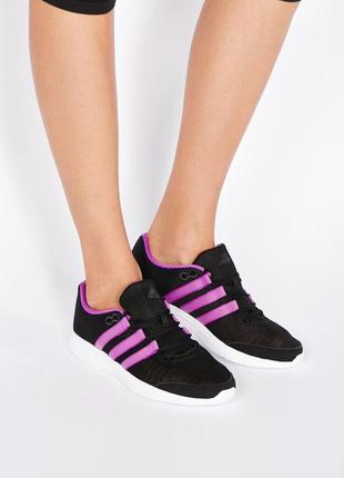 Кроссовки для бега женские adidas lite runner aq58217 фото
