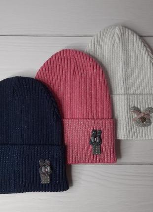 Распродажа!шапка на девочку