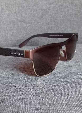 Очки мужские солнцезащитные hugo