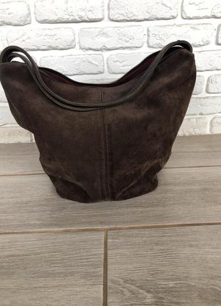 Вместительная сумка мешок
