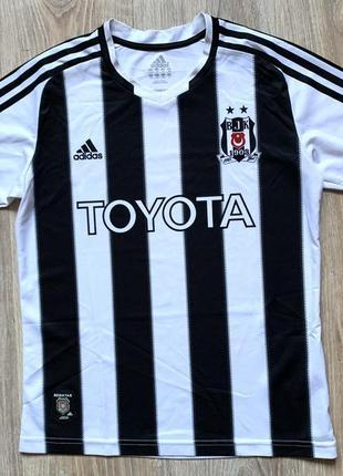 Подростковая коллекционная футбольная джерси adidas besiktas camiseta
