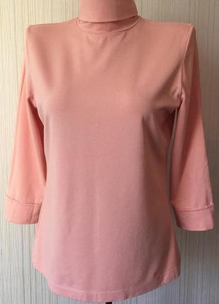 Поделиться:  гольф водолазка розово-персиковая (м) от bianca