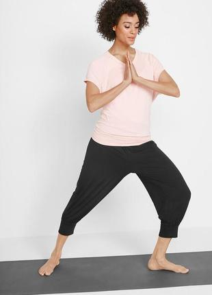Бриджі для йоги р.s