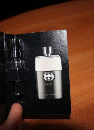 Парфюм gucci guilty pour homme сша