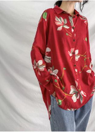 Шикарная рубашка, блузка