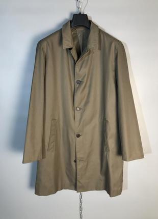 Пальто hugo boss kiton