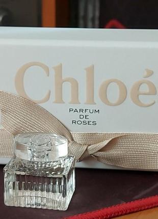 Парфюм chloe roses eau de toilette(оригинал, сша)