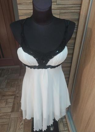 Нарядное шифоновое платье jane norman_xs,s(6),34,36 размер9 фото