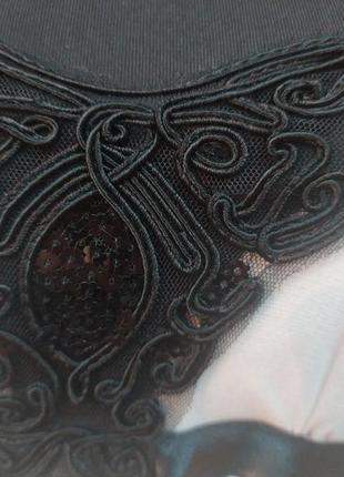 Нарядное шифоновое платье jane norman_xs,s(6),34,36 размер8 фото