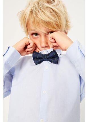 Рубашка zara на мальчика. размеры 7-12 лет