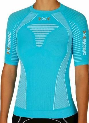 Термофутболка x-bionic effektor running power shirt w