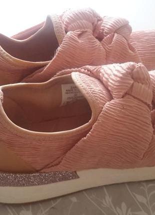 Zara кросовки городские