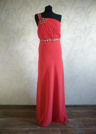 Распродажа. платье для торжеств. размер 18 (52-54)