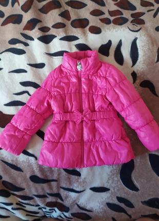 Куртка hm 2-3 роки