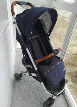 Детская коляска carella astra