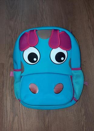 Детский яркий рюкзак