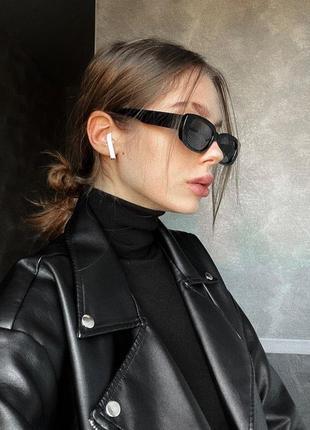 Снова в наличии! трендовые винтажные солнцезащитные очки2 фото