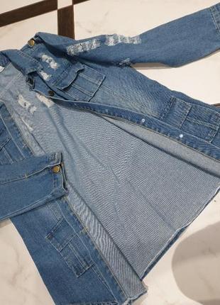 Продам классную джинсовку