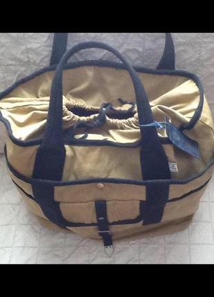 Новая французская большая сумка унисекс japan rags