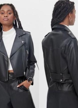 Куртка bershka новая кож